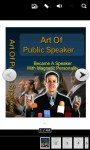 Art Of Public Speaker screenshot 1/5