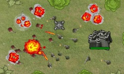 Cannon Tower Defense Games screenshot 2/4