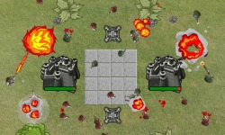 Cannon Tower Defense Games screenshot 3/4