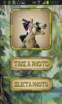 Dinosaur Photo Booth screenshot 4/6