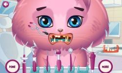Kitty Dentist screenshot 1/3