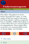 Rules to play watersports  screenshot 3/3