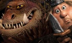 How to Train Your Dragon The movie HD Wallpaper screenshot 5/6
