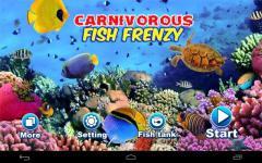 Carnivorous Fish Frenzy screenshot 1/6