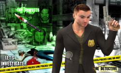 Free Hidden Object - Murder I Solved-Bloody Knife screenshot 2/4