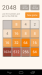 2048 - puzzle screenshot 1/3