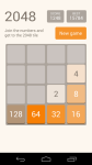 2048 - puzzle screenshot 2/3