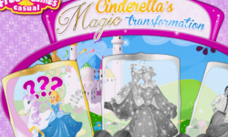 Cinderella Magic Transformation screenshot 1/4