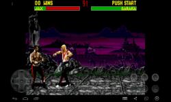 Mortal Kombat Fight completion screenshot 1/4