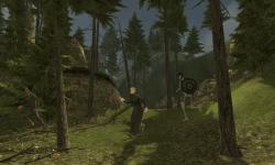Skeleton Knight Simulation 3D screenshot 3/6