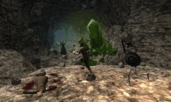 Skeleton Knight Simulation 3D screenshot 4/6