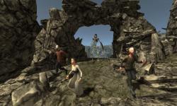 Skeleton Knight Simulation 3D screenshot 5/6