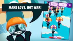 Stickman Love Shot screenshot 1/3