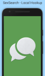 Sex Search Hookup App screenshot 1/4