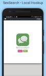 Sex Search Hookup App screenshot 2/4