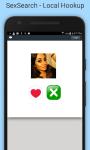 Sex Search Hookup App screenshot 3/4