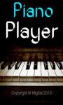 New Piano Player screenshot 1/6