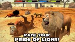 Ultimate Lion Simulator only screenshot 6/6