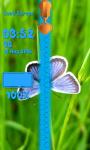 Butterfly Zipper Lock Screen Best screenshot 6/6