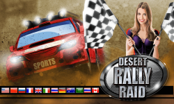 Desert Rally Raid - 4x4 Racing screenshot 1/3