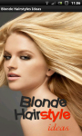 Blonde Hairstyles Ideas screenshot 1/6