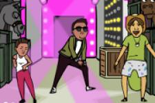 Gangnam Style Dancing screenshot 1/3