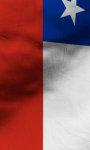 Chile flag screenshot 3/5