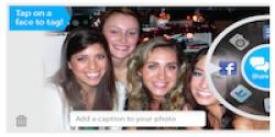 Viewdle SocialCamera screenshot 1/5