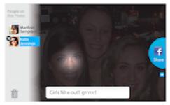 Viewdle SocialCamera screenshot 4/5