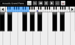 Super Piano free screenshot 1/4