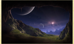 Planets Sci-fi Wallpapers screenshot 6/6