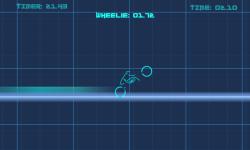 Tron Rider: Wheelie King screenshot 1/3