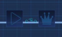 Tron Rider: Wheelie King screenshot 2/3