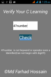 C Word Identification screenshot 4/4