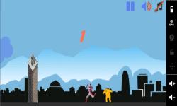 Touch Run Ultraman screenshot 1/3