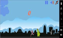 Touch Run Ultraman screenshot 2/3
