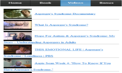 Asperger Syndrome screenshot 3/3