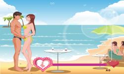 Beach Kiss II screenshot 2/4