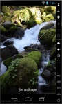 Mountain River Animated Live Wallpaper screenshot 1/2