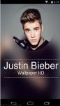 Justin Bieber Wallpaper HD 2014 screenshot 1/3