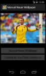 Manuel Neuer Wallpaper screenshot 2/6