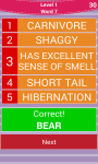 5 Clues 1 Animal screenshot 1/6