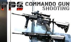 FPS : Commando gun shooting screenshot 1/6