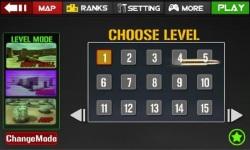 FPS : Commando gun shooting screenshot 2/6