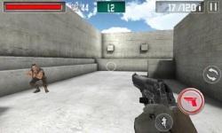 FPS : Commando gun shooting screenshot 4/6