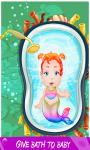 Mermaid New Baby Born and Baby Care screenshot 6/6