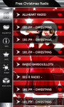 Free Christmas Radio screenshot 2/6