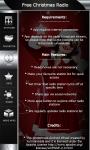 Free Christmas Radio screenshot 6/6