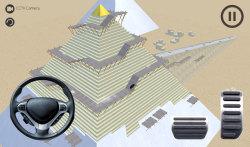 Pyramid Climb Racing 3D screenshot 2/3