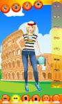 Travel Dress Up Games screenshot 5/6